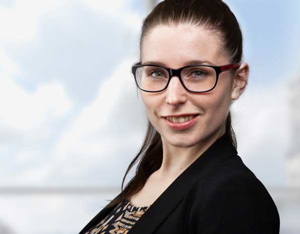 Rechtsanwältin Anouk Widder-Marcinkowski